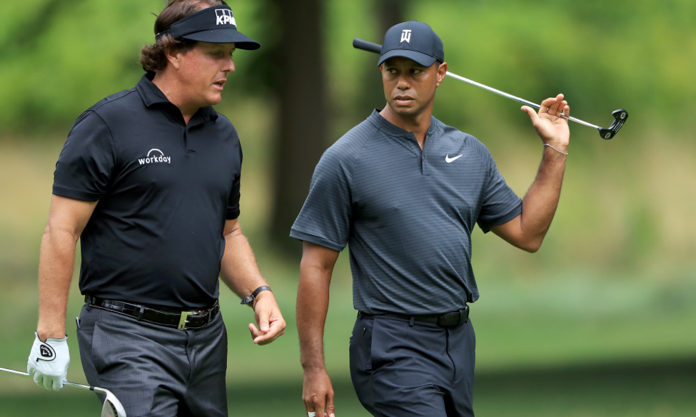 Tiger Woods vắng mặt tại The Match: Champions for Change - Ảnh 1.