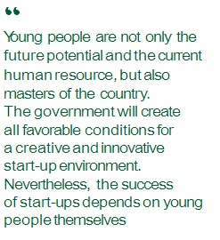 Vietnam commits to supporting innovative businesses and start-ups  - Ảnh 3.