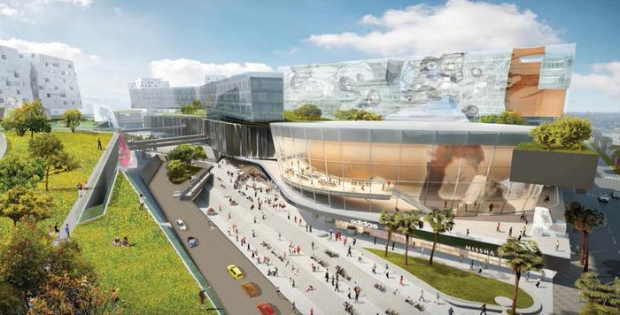 Thành phố thông minh đầu tiên của Hàn Quốc sẽ sớm đi vào hoạt động - Ảnh 1.