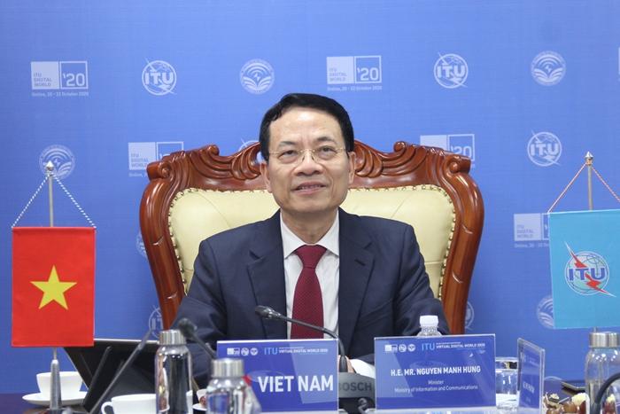 Việt Nam cùng các nước xây dựng thế giới số - Ảnh 1.