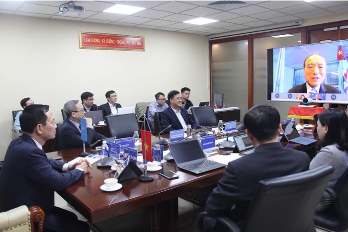 Bộ trưởng Nguyễn Mạnh Hùng: Viễn thông, CNTT, công nghệ số cần trở thành một ngành công nghiệp để các quốc gia tăng tốc chuyển đổi số - Ảnh 3.