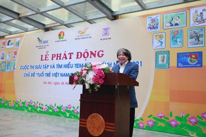 """Phát động tìm hiểu tem Bưu chính """"Tuổi trẻ Việt Nam qua con tem Bưu chính"""" - Ảnh 2."""
