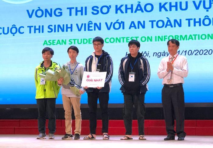 10 đội của Việt Nam vào chung khảo cuộc thi sinh viên với ATTT ASEAN năm 2020 - Ảnh 3.