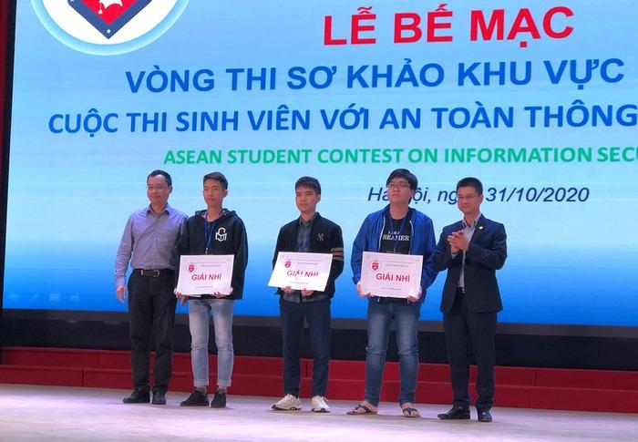 10 đội của Việt Nam vào chung khảo cuộc thi sinh viên với ATTT ASEAN năm 2020 - Ảnh 4.