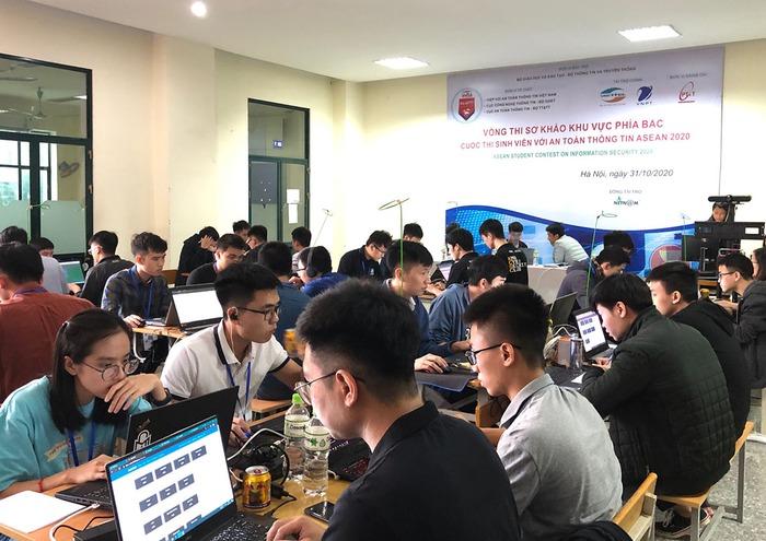 19 đội từ các nước ASEAN tham dự cuộc thi sinh viên ATTT 2020 - Ảnh 6.