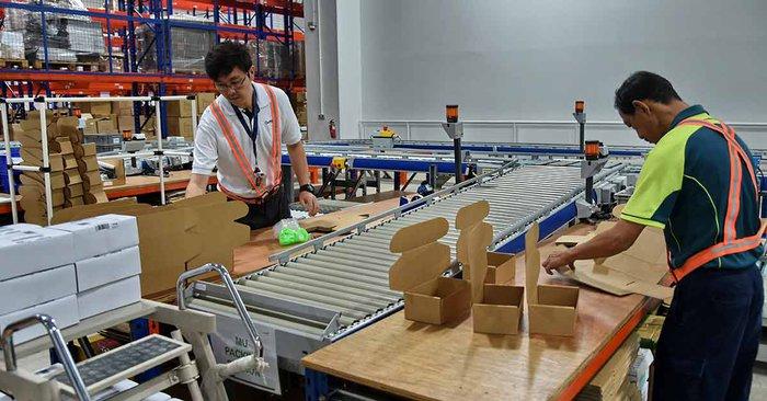 Giải pháp giao vận thông minh cho sự bùng nổ thương mại điện tử ở Đông Nam Á - Ảnh 1.