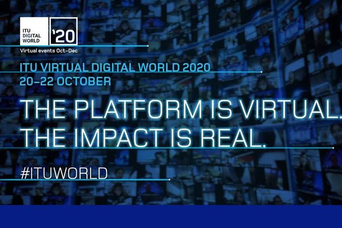 ITU Digital World 2020 bàn thảo 3 chủ đề nóng - Ảnh 1.