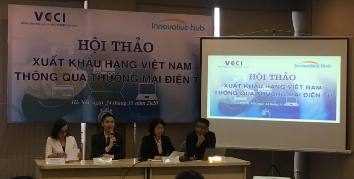 Thương mại điện tử: Giúp khẳng định thương hiệu quốc gia, tăng lợi ích kinh tế - Ảnh 2.