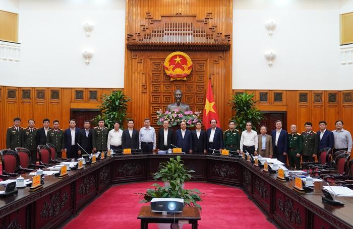 Thủ tướng chủ trì phiên họp thứ nhất Ban Chỉ đạo An toàn, An ninh mạng quốc gia - Ảnh 2.