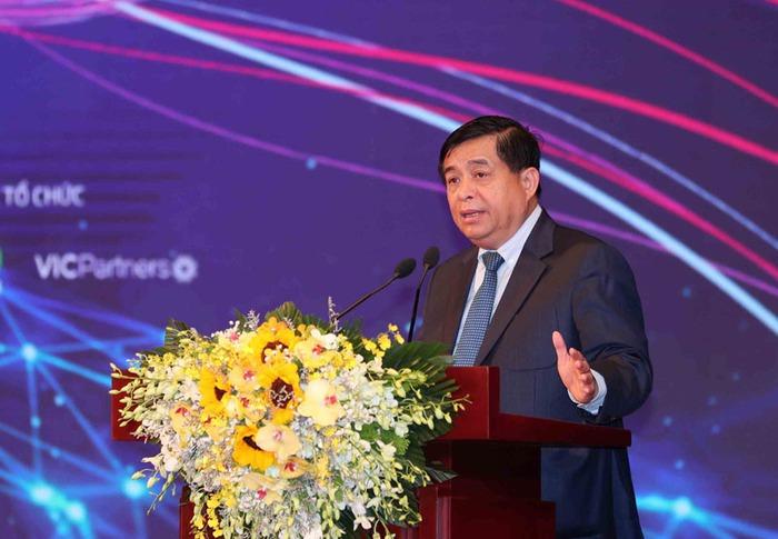 """Phó Thủ tướng Vũ Đức Đam: """"Startup Việt Nam cần tự tin hơn để bước ra thế giới"""" - Ảnh 1."""
