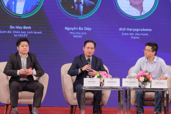 """Phó Chủ tịch Ví Momo: """"Chúng tôi muốn trở thành """"đại bàng"""" trong lĩnh vực ví điện tử"""" - Ảnh 1."""