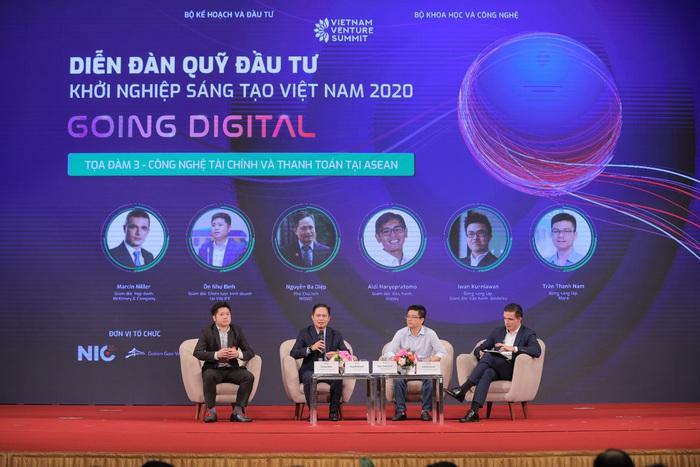 """Phó Thủ tướng Vũ Đức Đam: """"Startup Việt Nam cần tự tin hơn để bước ra thế giới"""" - Ảnh 3."""