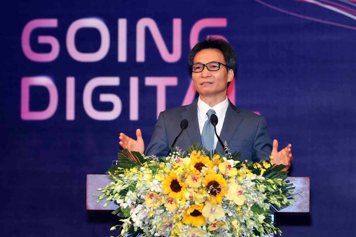 """Phó Thủ tướng Vũ Đức Đam: """"Startup Việt Nam cần tự tin hơn để bước ra thế giới"""" - Ảnh 2."""