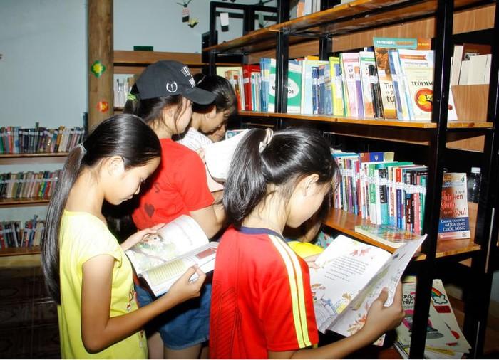 Ngôi nhà trí tuệ _ Hệ sinh thái học tập suốt đời cho trẻ em và người dân nông thôn - Ảnh 1.