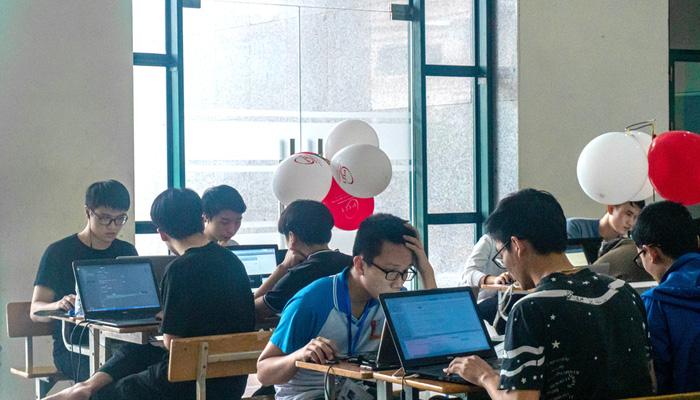 Chùm ảnh Vòng sơ khảo sôi nổi của cuộc thi sinh viên với ATTT ASEAN 2020 - Ảnh 7.