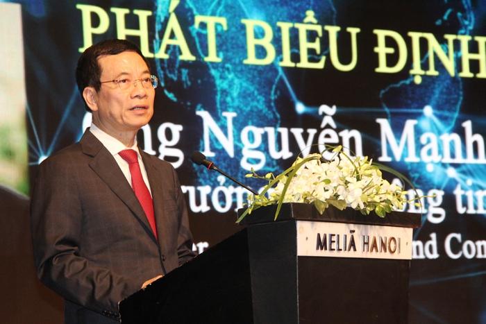 Việt Nam phải bảo vệ được chủ quyền, thịnh vượng quốc gia trên không gian mạng - Ảnh 1.