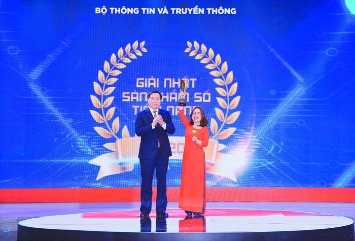 Tự hào các sản phẩm công nghệ số Make in Viet Nam được vinh danh lần đầu tiên - Ảnh 5.