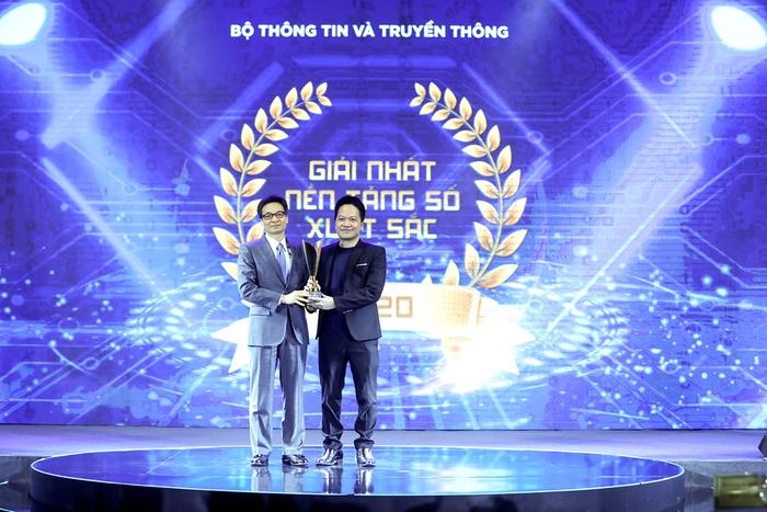 Tự hào các sản phẩm công nghệ số Make in Vietnam được vinh danh lần đầu tiên - Ảnh 1.