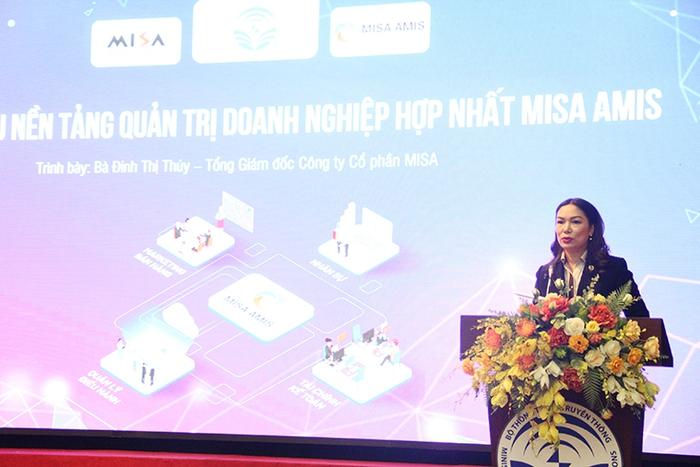 Nền tảng MISA AMIS giải 3 bài toán lớn khi DN ứng dụng công nghệ để chuyển đổi số - Ảnh 2.