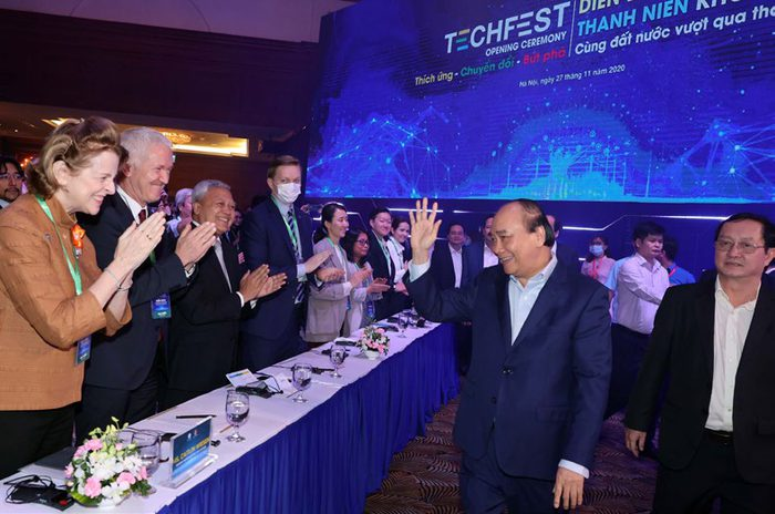 Vietnam commits to supporting innovative businesses and start-ups  - Ảnh 1.