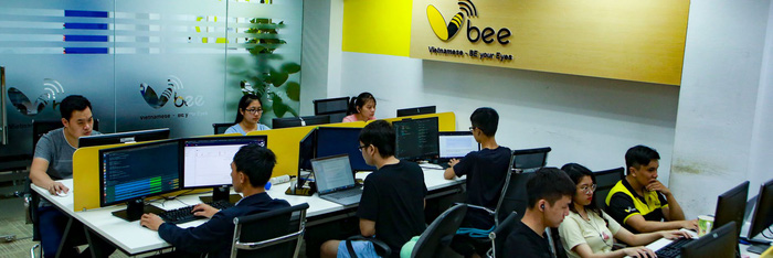 "Vbee's success story by decently addressing the ""Vietnam problem"" - Ảnh 1."