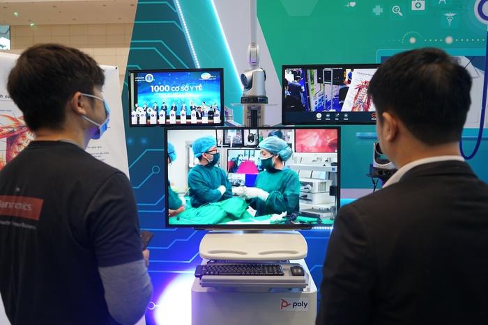 Chuyển đổi số trong việc khám chữa bệnh góp phần nâng cao chất lượng ngành y tế - Ảnh 2.