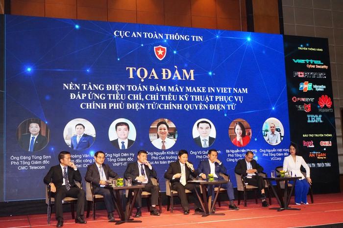 Còn ít sản phẩm đảm bảo ATTT cho điện toán đám mây ở Việt Nam - Ảnh 1.