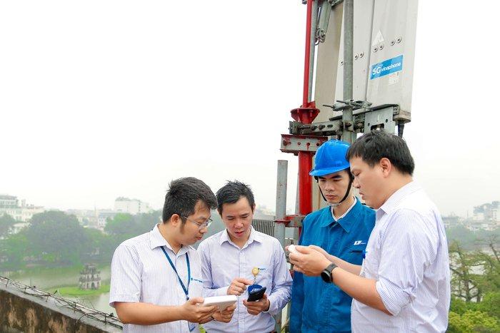 VinaPhone thử nghiệm thương mại 5G thành công tốc độ tới 2,2 Gbps - Ảnh 1.