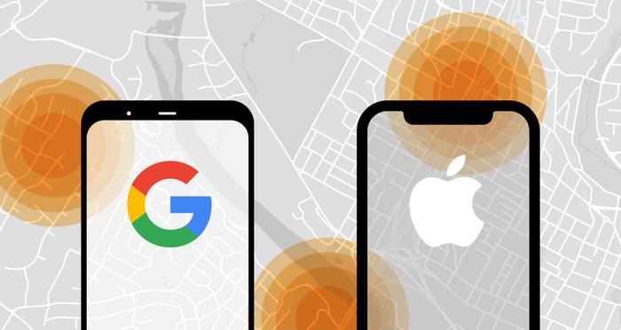 Apple, Google nhanh chóng trình diễn hệ thống truy vết nguồn tiếp xúc Covid-19 - Ảnh 1.
