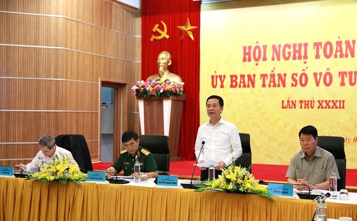 Việt Nam đi sớm và triển khai nhanh 5G - Ảnh 1.
