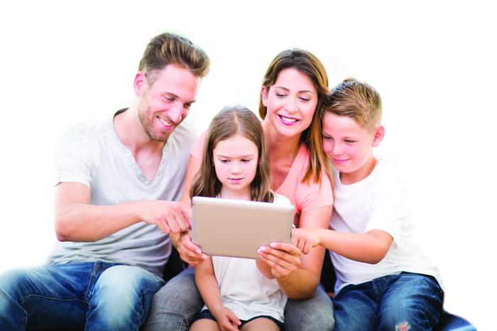 Giải pháp đảm bảo an toàn Internet cho trẻ em - Ảnh 1.