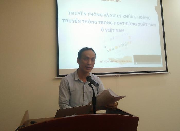 Truyền thông và xử lý khủng hoảng truyền thông trong hoạt động xuất bản ở Việt Nam - Ảnh 2.