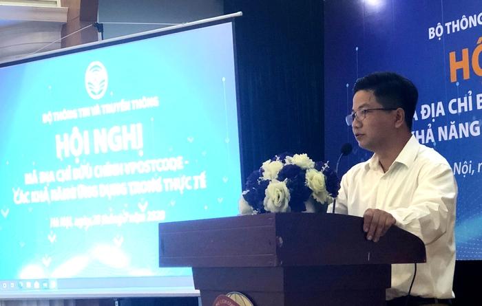 An Giang, Đà Nẵng, Hà Nội sẽ thí điểm mã bưu chính Vpostcode - Ảnh 1.