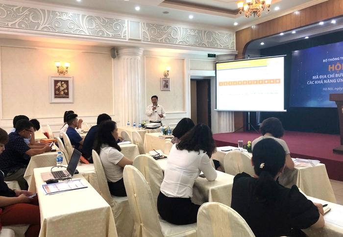 An Giang, Đà Nẵng, Hà Nội sẽ thí điểm mã bưu chính Vpostcode - Ảnh 3.