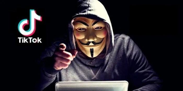 Nhóm hacker đáng sợ nhất thế giới Anonymous 'tuyên chiến' với TikTok - Ảnh 1.