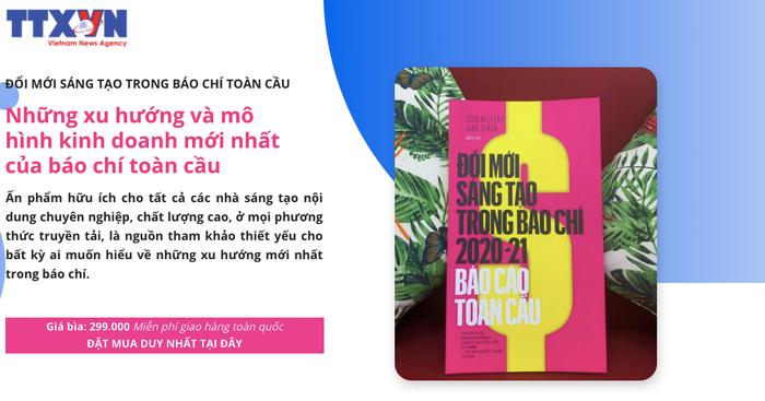 Ra mắt bản tiếng Việt báo cáo toàn cầu về Đổi mới Sáng tạo trong Báo chí  - Ảnh 1.