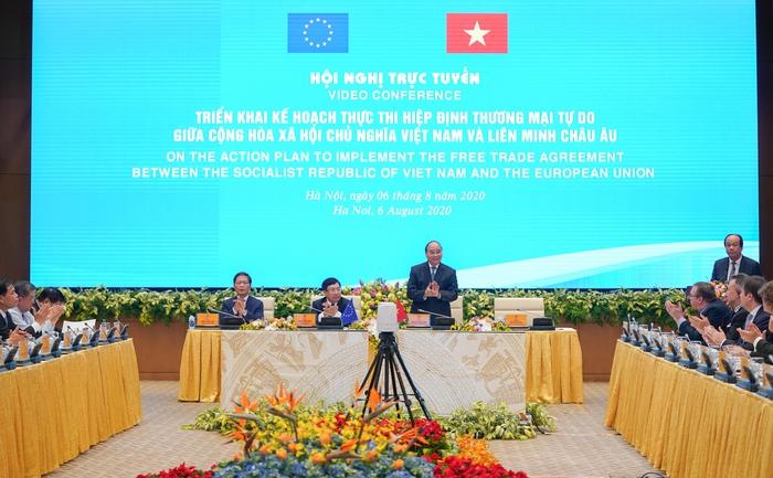 """""""Cao tốc EVFTA"""" mở rộng không gian rộng lớn cho Việt Nam – EU - Ảnh 2."""