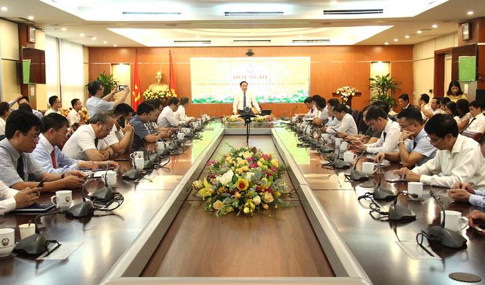 Bộ TT&TT biệt phái cán bộ làm Giám đốc Sở TT&TT Hậu Giang - Ảnh 4.