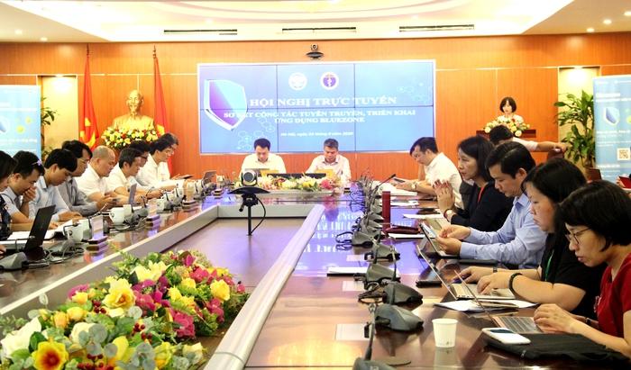 Triển khai Bluezone đạt mức cao, Việt Nam tự tin khả năng tự chủ công nghệ - Ảnh 1.
