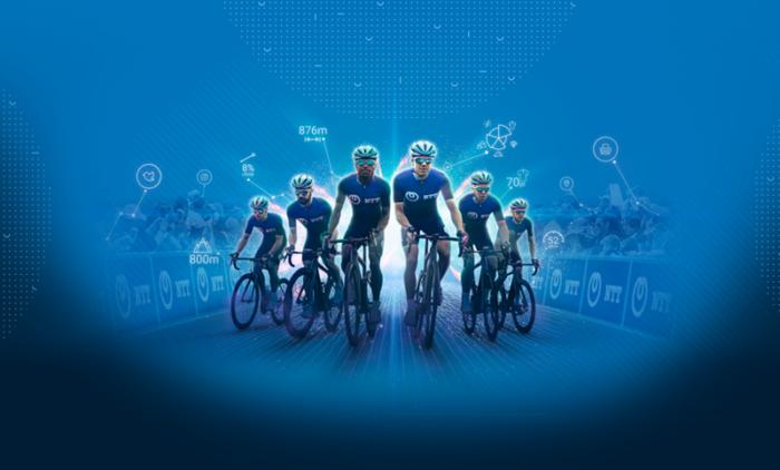 Những trải nghiệm công nghệ sáng tạo tại Tour de France 2020 - Ảnh 1.
