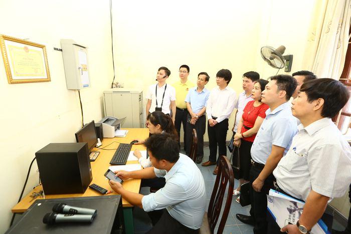 Hai mô hình điểm đài truyền thanh ứng dụng CNTT-VT tại Hải Dương chính thức đi vào hoạt động - Ảnh 2.