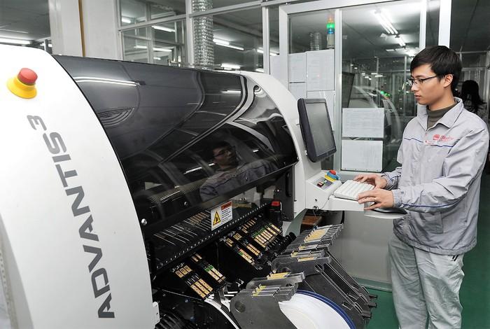 Nâng cao năng suất  lao động dựa trên nền tảng KHCN và đổi mới sáng tạo - Ảnh 1.