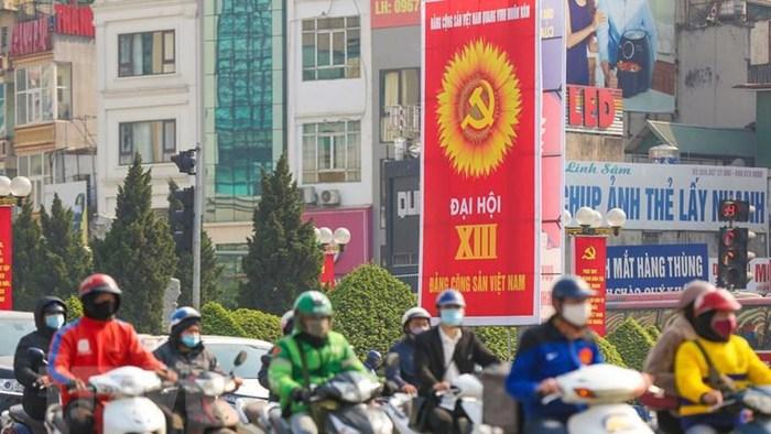 Báo Nga: Đại hội Đảng XIII là cột mốc lịch sử trong đời sống Việt Nam - Ảnh 1.