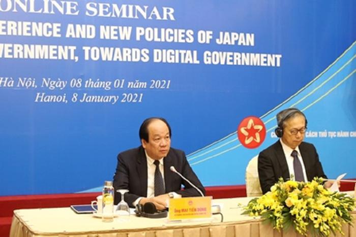 Nhật Bản sẽ tiếp tục hỗ trợ Việt Nam trong phát triển CPĐT - Ảnh 1.