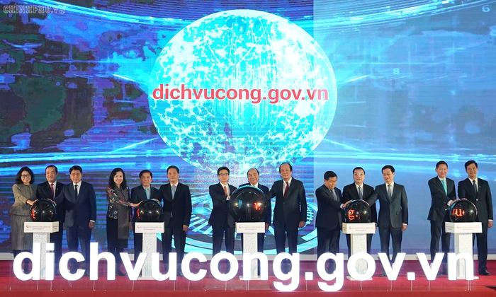 Phát triển CPĐT hướng tới Chính phủ số, nền kinh tế số và xã hội số - Ảnh 1.