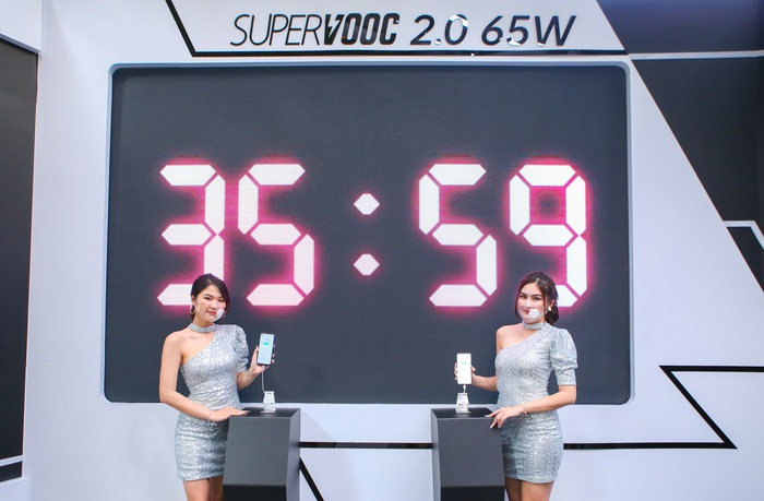 Reno5 5G chính thức ra mắt tại Việt Nam, giá gần 12 triệu đồng - Ảnh 3.