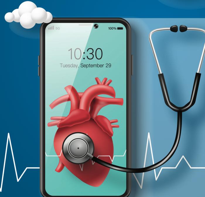 Chăm sóc sức khỏe thời smartphone - Ảnh 1.
