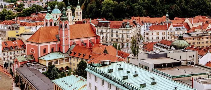Hành trình phát triển quốc gia số thành công ở Slovenia - Ảnh 1.
