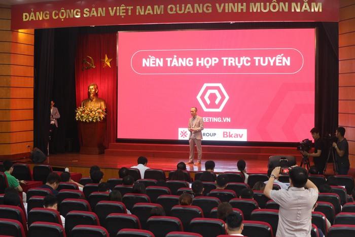 """eMeeting là sản phẩm """"Make in Vietnam"""" mang khát vọng vượt qua cái bóng của những ông lớn công nghệ - Ảnh 4."""