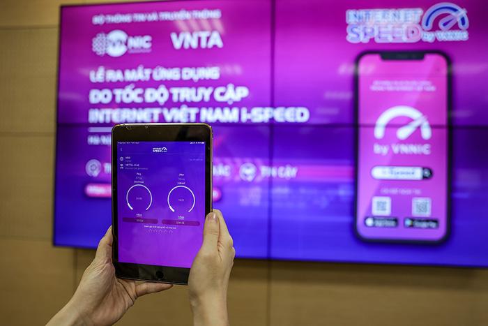 """Công bố ứng dụng """"nội"""" đo tốc độ truy cập Internet Việt Nam - Ảnh 3."""